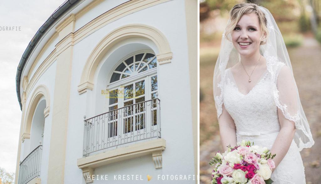 Kurhaus Bad Tölz, Hochzeitsdekoration, Tischdekoration, Brautstrauß, Dekorationskonzepte, Das blühende Atelier